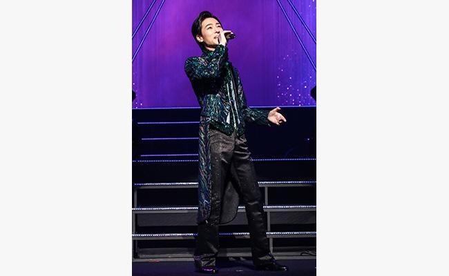 山内惠介 熱唱ライブ2018 北海道ツアー【釧路】