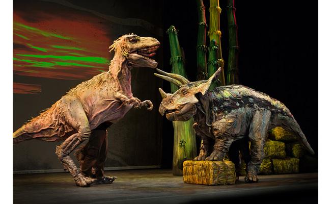 恐竜どうぶつ園2018~Erth's Dinosaur Zoo~ 【札幌】