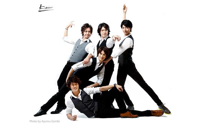 Ballet Gents 札幌公演