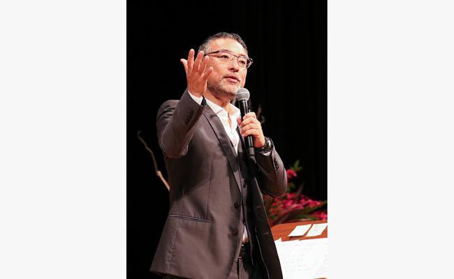 心屋仁之助 10周年講演会ツアー【旭川】