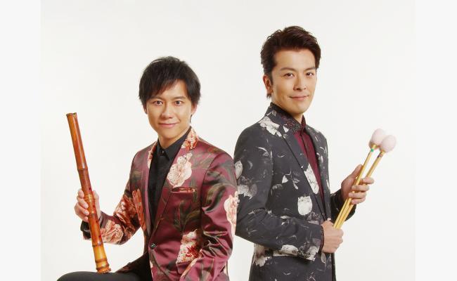 藤原道山(尺八)×SINSKE(マリンバ)和★SHOWA★