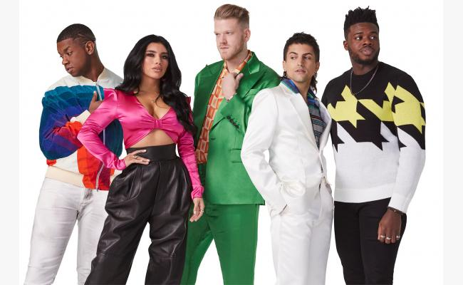 PENTATONIX THE WORLD TOUR JAPAN 2020