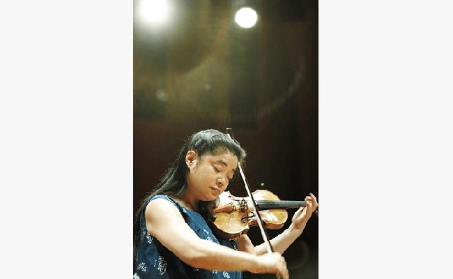 天満敦子ヴァイオリン・コンサート