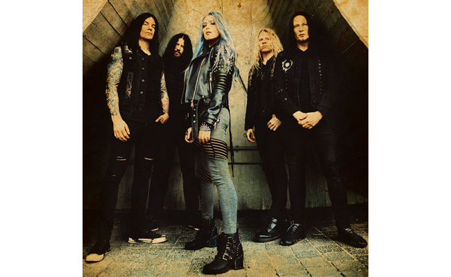 ARCH ENEMY JAPAN TOUR 2018